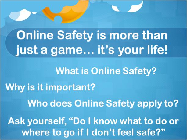 Killinghall primary school staying safe online discuss solutioingenieria Choice Image